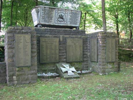 Der VdK-Ortsverband Müsen-Dahlbruch gestaltet die Gedenkstunde um 11.15 Uhr am Ehrenmal in Müsen. (Foto: Stadt Hilchenbach)