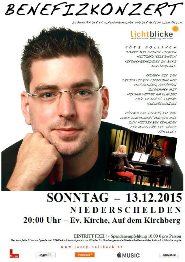 2015-11-09_Siegen-Niederschelden_Benefizkonzert Jörg Sollbach_Plakat_Veranstalter