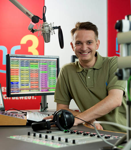 Klaus Krückemeyer moderiert den Vorlesetag (Foto: HR3)