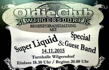 2015-11-14_Wilgersdorf_Oldie-Club Wilgersdorf veranstaltet am 14.November erneut ein Benefiz-Konzert