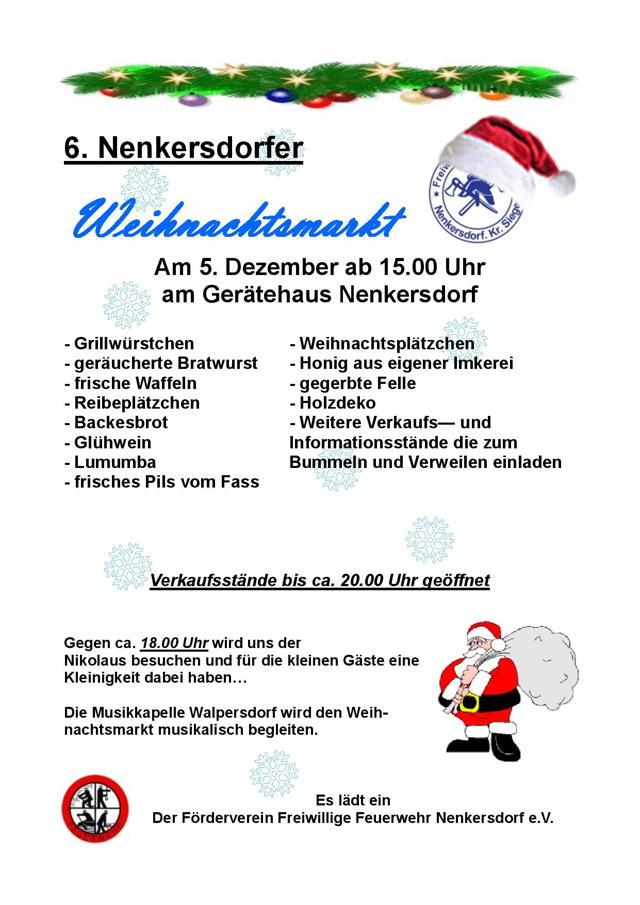2015-11-26_Netphen-Nenkersdorf_Weihnachtsmarkt in Nenkersdorf_Plakat_Veranstalter