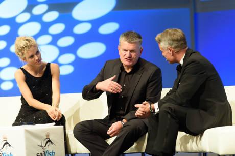 v.l.n.r.: Annika Zimmermann, Rainer Jung und Andreas Richter (Foto: Michael Rauschendorfer)