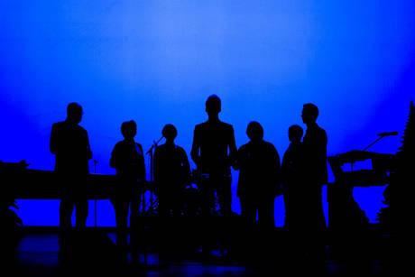 TonArt-Silhouetten (Foto: René Achenbach)
