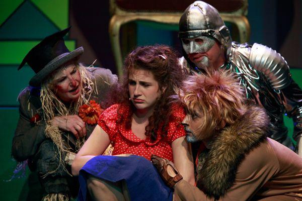 Der Zauberer von Oz - Szenenfoto 11 (c) René Achenbach