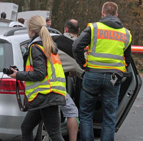 Flüchtlingsunterkunft-Siegen-Polizei-Großeinsatz (10)