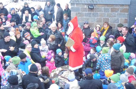 Nikolaus auf Hohenroth