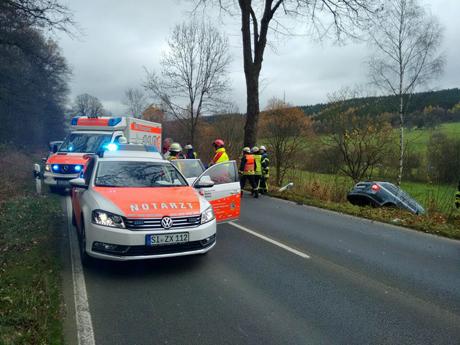 Unfall-Netphen-Salchendorf