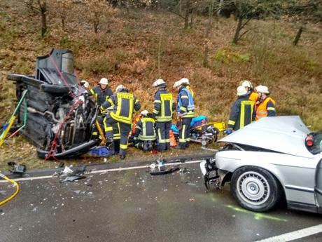 VerkehrsunfallSiegen