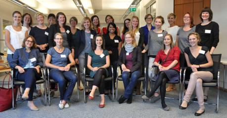 Seit fünf Jahren gibt es das Frauenspezifische Mentoring-Programm Siegen (FraMeS) an der Universität Siegen. (Foto: Uni)