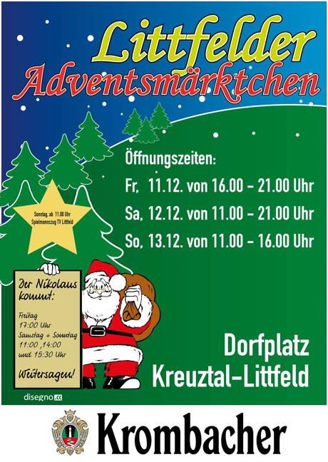 2015-12-07_Kreuztal_Littfelder Adventsmärktchen_Plat_Veranstalte