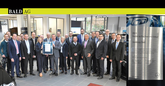 2015-12-10_Siegen_Die Bald AG gehört zu den drei besten Mercedes-Benz Autohäusern in Deutschland_Foto_Bald