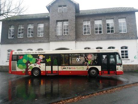 AWO-Kita-Bus kommt bereits am Mittwoch. (Foto: AWO)