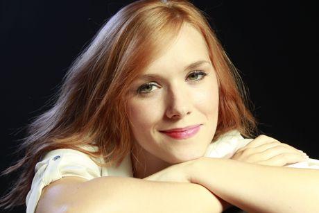 Die Sopranistin Christina Heuel (c) Agentur
