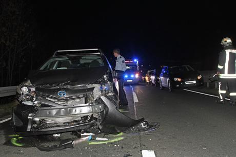 Unfall-HTS-Ausfahrt-Kreuztal