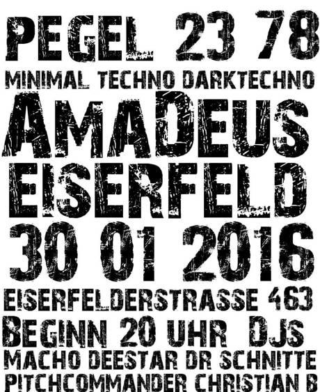 2016-01-25_Eiserfeld_Sessellifters Crew startet die nächste Party in Eiserfeld im AmaDeus_Plakat_Veranstalter