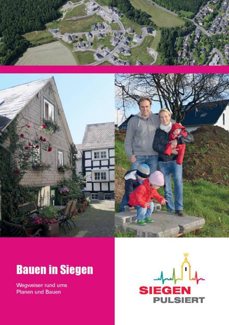 Druckfrische Broschüre ab sofort kostenlos erhältlich. (Broschüre: Stadt Siegen)