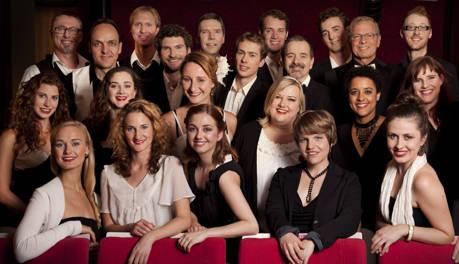 Seit 25 Jahren ist dieses frische junge Ensemble aktiv. (Foto: Markus Herb)