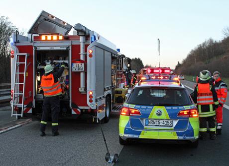 LKW-Unfall-A45-Freudenberg8