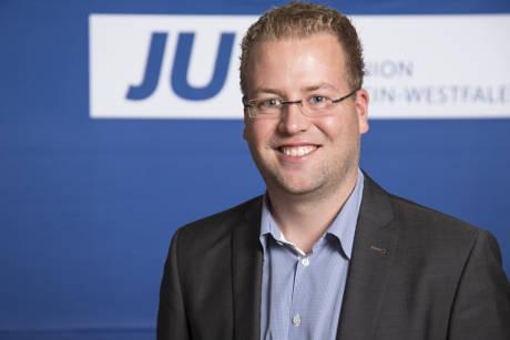 Der JU-Kreisvorsitzende Benedikt Büdenbender. (Foto: JU)
