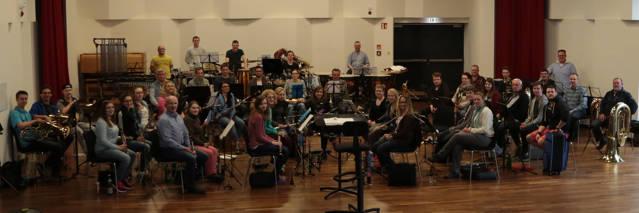 Orchesterworkshop des Musikvereins im Musikbildungszentrum Südwestfalen. (Foto: Verein)