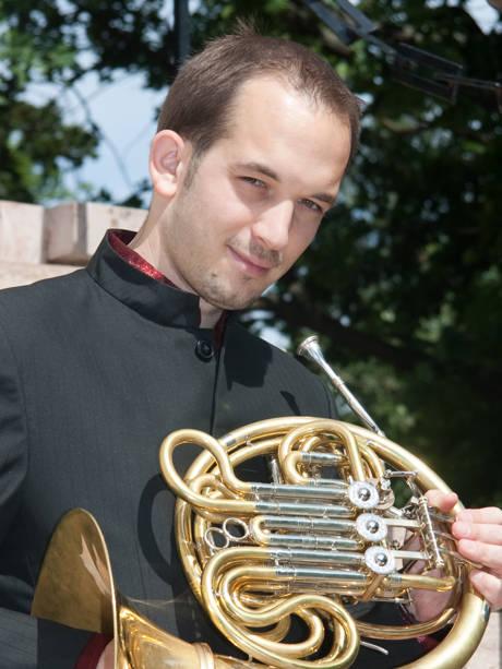 Szabolcz Zempleni, Solohornist der Bamberger Sinfoniker (Foto: privat)