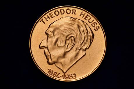 Die Theodor-Heuss-Medaille