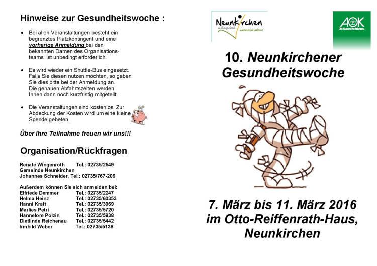 2016-02-24_Neunkirchen_Zehnte Neunkirchener Gesundheitswoche startet _Flyer_Gemeinde Neunkirchen_01