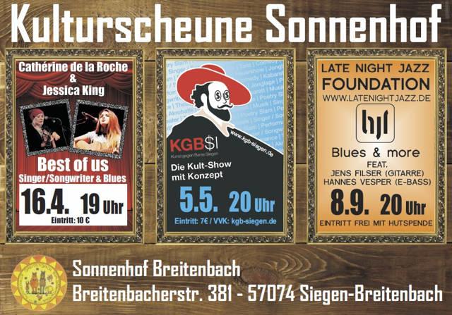 2016-03-01_Siegen-Breitenbach_Kulturscheune_Veranstaltungen_Foto_Martin Horne_Veranstalter