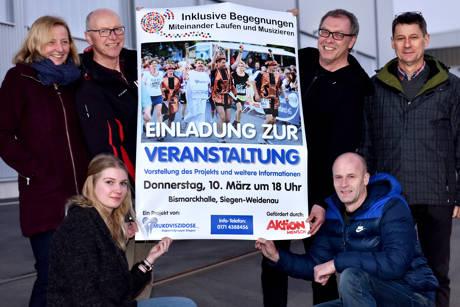 2016-03-04_Siegen_Inklusive Begegnungen - Miteinander Laufen und Musizieren_Foto_Projektgruppe
