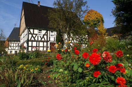 Fachwerkhaus in Oechelhausen (Foto: Bernd Büdenbender)