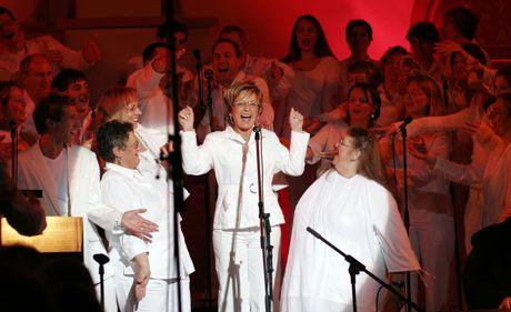 """Georg Friedrich Händels Oratorium """"The Messiah"""" ist an Karfreitag zu erleben. Fotos (2): Theo Stadmüller/Theater"""
