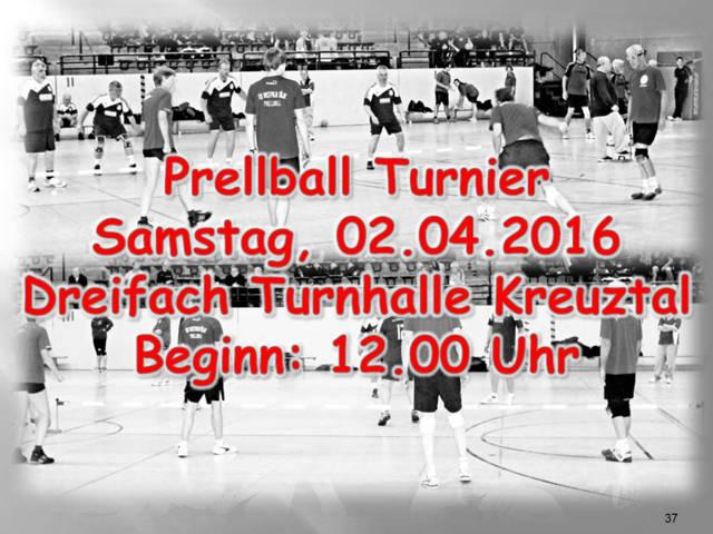 2016-03-27_Kreuztal_Prellballturnier des TVG Buschhütten am 2.April_Plakat_Verein