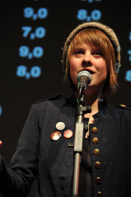 Die Heidelbergerin Theresa Hahl (Foto: privat)