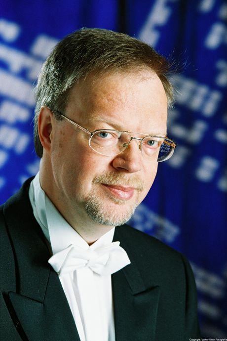 Kirchenmusikdirektor Ulrich Stötzel. Foto:  Bach Chor Siegen