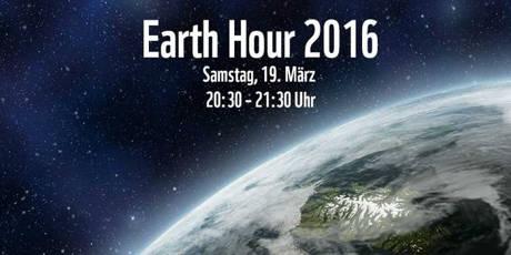 Logo Earth Hour 2016