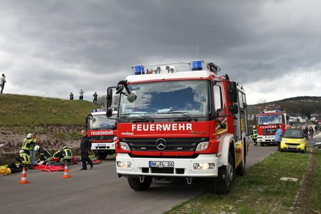 Übung-Feuerwehr-DRK-Niederschelden7