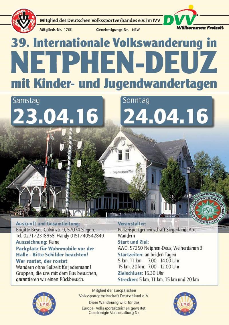 2016-04-01_Netphen_Volkswanderung der PSG Siegerland _Flyer_Verein_01