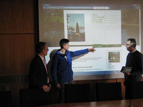 Der Online-Auftritt der Stadt Bad Laasphe erhielt einen neuen Anstrich. Foto: Stadtverwaltung