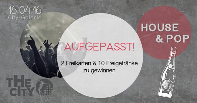 2016-04-11_Siegen_House- und Pop-Party_Plakat_Veranstalter