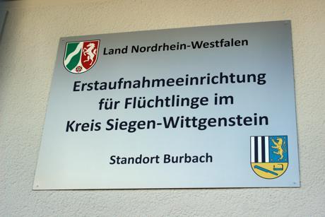 Den Standort Burbach ist eine von sieben BAMF-Außenstellen.