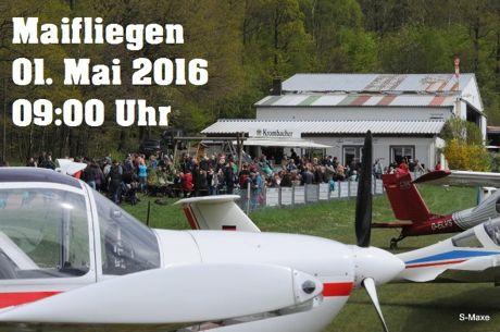 2016-04-28_Siegen_Maifliegen Eisernhardt_2016 _Plakat_LSV Siegerland