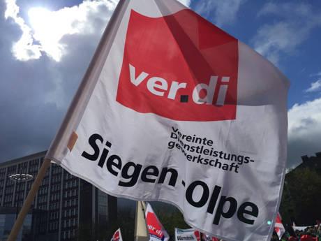 Symbolfoto: Gewerkschaft