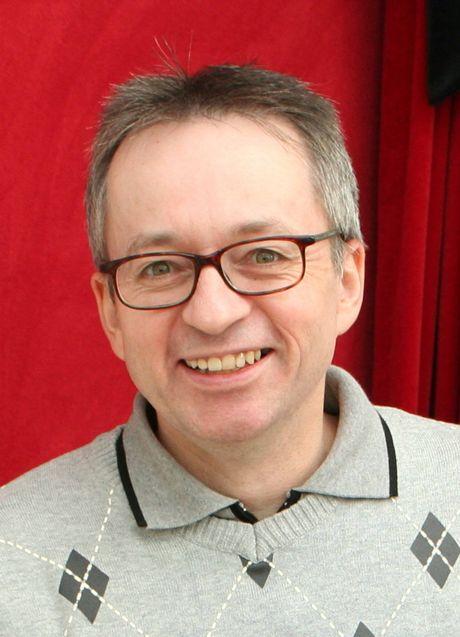 Ralf Strackbein liest am 28. Oktober 2016 aus seiner Literatur.