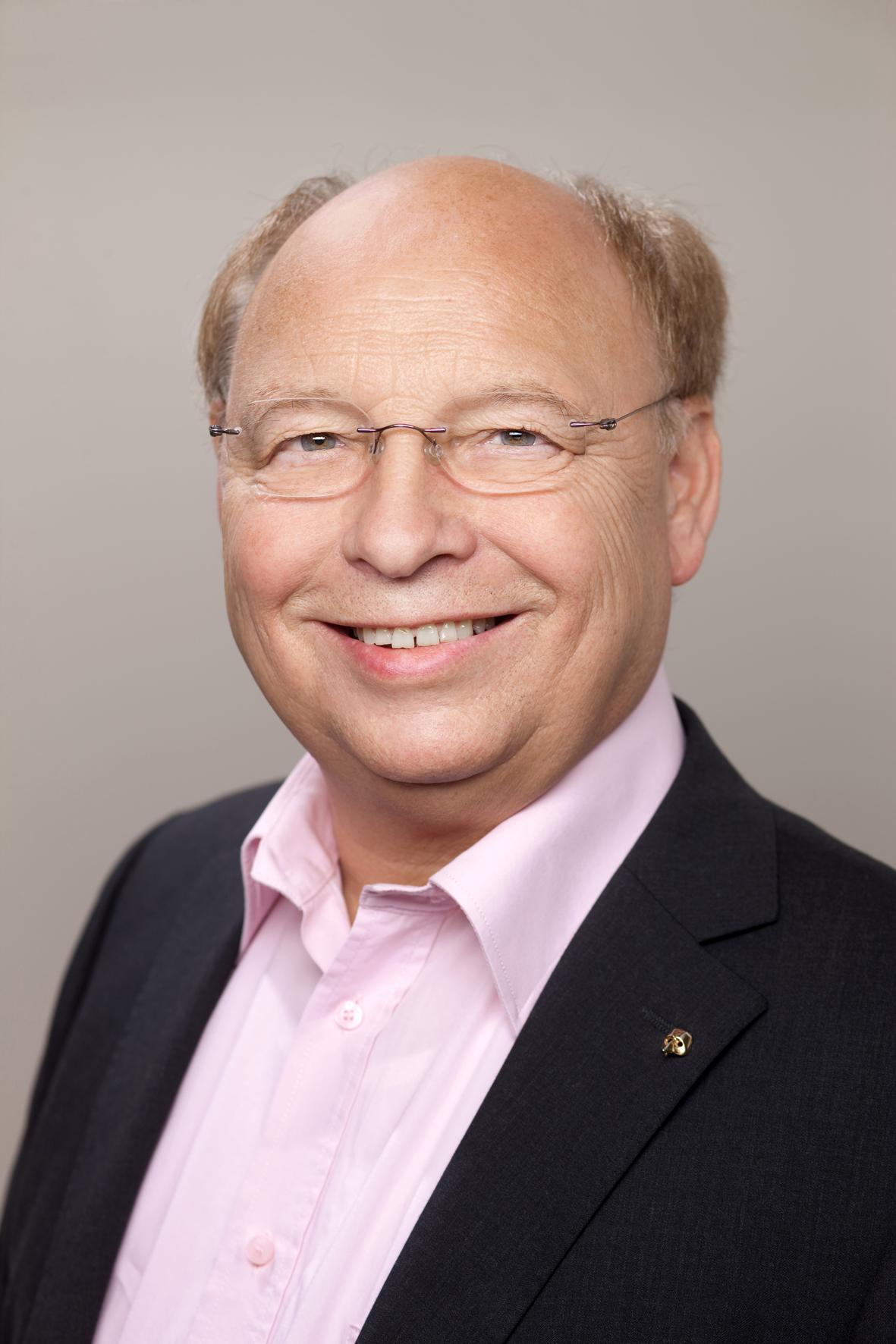 """Hans-Joachim Heist ist bekannt durch die ZDF-""""heute-show"""" als Kommentator Gernot Hassknecht. Foto: Veranstalter"""