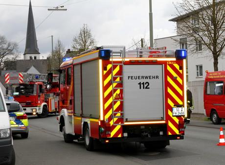 Feuerwehr-Kreuztal