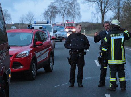 Feuerwehreinsatz-Schemder-Rohrbach