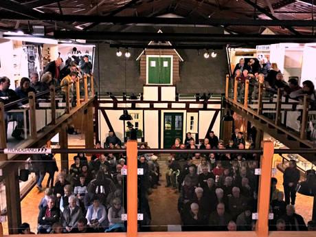 Die vergangene Filmvorführung des Heimatvereins Wilnsdorf lies das Museum Wilnsdorf aus allen Nähten platzen. (Foto: Heimatverein)