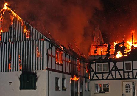 Scheunenbrand-Schameder