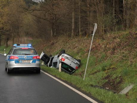 Unfall-Herzhausen
