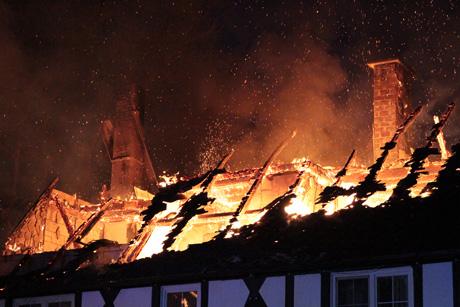 Wohnhaus-Feuer-Schameder-Rohrbach